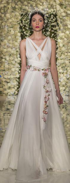 Perfect destination wedding dress