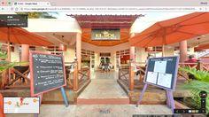 Virtually walk around in El Sol #restaurant #gambia #streetviewtrusted