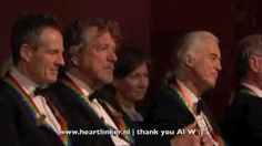 """""""Stairway To Heaven"""" Kennedy Center Honors 2012 featuring Ann & Nancy Wilson of Heart - YouTube"""