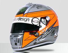 "Check out new work on my @Behance portfolio: ""Gary Thompson 2015 Arai GP6-RC Helmet"" http://on.be.net/1ieT5QM"