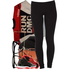 A fashion look from December 2012 featuring Agent Ninetynine leggings, MICHAEL Michael Kors handbags and H&M eyeglasses. Browse and shop related looks.