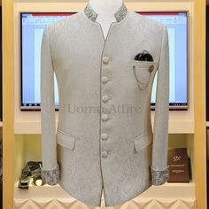 Prince Suit, Checked Suit, French Cuff, Tie Set, Sherwani, Wedding Suits, Body Shapes, Luxury Wedding, Tuxedo