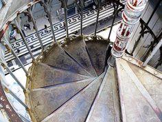 Escalera de caracol | Flickr - Photo Sharing!