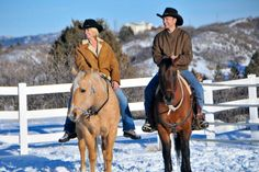 My wife and I riding together a few Christmas's ago. It doesn't get better than this!