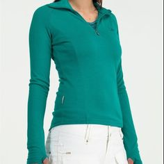 ef0bd8ab Save when you click through from a Sierra Trading Post Pin! Icebreaker  Bodyfit 260 Base Layer Top - Merino Wool, Zip Neck, Long Sleeve (For Women)