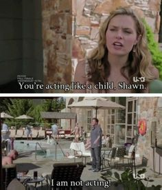 One of my favorite Psych moments :)