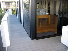A recently built Permadeck in Tauranga