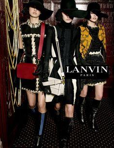 Lanvin Fall 2015 Ad Campaign02