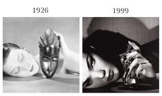 See the Famous Photograph That Inspired Jean Paul Gaultier's Fragrance Ad