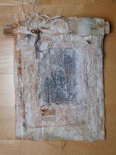 textile artist lynne butt lost sketchbook 1 Sketchbooks for textile artists by Lynne Butt