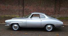 1962 Alfa Romeo Giulietta SS | Classic Driver Market