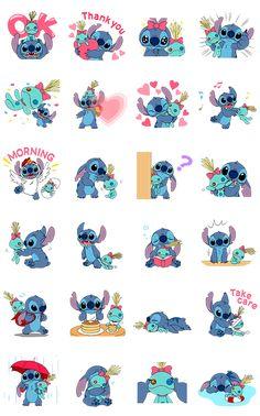 LINE Stickers Stitch & Scrump,The Walt Disney Company (Japan) Ltd.,Get ready for. Disney Stitch Tattoo, Stich Disney, Cartoon Wallpaper Iphone, Cute Disney Wallpaper, Cute Wallpaper Backgrounds, Cute Wallpapers, Cute Disney Drawings, Cute Drawings, Lilo Und Stitch
