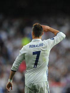 Cristiano Ronaldo Number 7