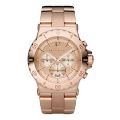 Michael Kors - Horloges - Rosé I have this love it