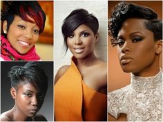 Best Pixie Hairstyles for Black Women 2015 - YouTube