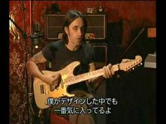 Nuno Bettencourt -Talk Guitars - YouTube