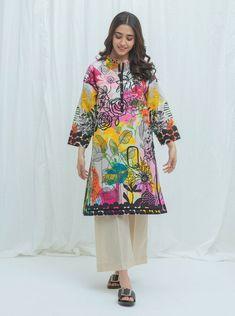 Pakistani Formal Dresses, Pakistani Dresses Online, Pakistani Outfits, Clothes For Sale, Clothes For Women, Pakistani Designers, Spider Art, 1 Piece, Designer Dresses