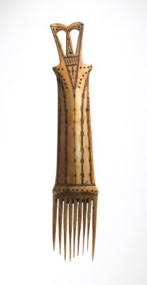 Ivory Carving from the Punuk Culture (800-1200 AD). via Culture Potion
