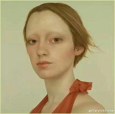 "Lucong | ""Jodi Lynn #3"" | Group Exhibition II | Gallery 1261 :: Denver, …"
