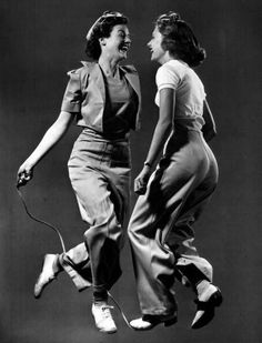 Double Dutch c.1940s