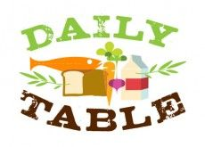'THE DAILY TABLE' TEGEN VOEDSELVERSPILLING