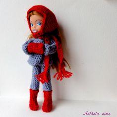 SC # 209 vêtements pour poupée