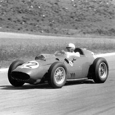 1959 Olivier Gendebien - Ferrari Dino 256