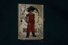 Dragon Ball Z Goku Gold Foil Chase Trading Card G1 1998 Funimation JPP Amada Collectible Cards, Dragon Ball Z, Gold Foil, Trading Cards, Goku, Victorious, Dragon Dall Z, Collector Cards