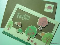 Just a tree card ♥