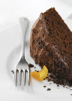 Low FODMAP & Gluten free Recipe - Chocolate orange cake…
