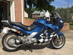 Check out this 2002 BMW K 1200 RS listing in ATLANTA, GA 30363 on Cycletrader.com. It is a Sport Touring Motorcycle and is for sale at $3500.