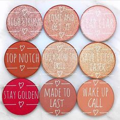 """292 Likes, 8 Comments - XOXO, #colourpoptrend (@colourpoptrend) on Instagram: """"Who else loves @colourpopcosmetics pressed shadows? I use them pretty much every day! They are so…"""""""