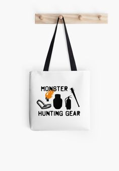 Monster Hunting Gear - Stranger Things