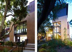 the Modern House- facade details