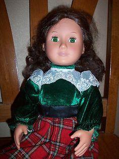 Battat-Our-Generation-18-Doll-Brown-Hair-Green-Eyes-Beautiful