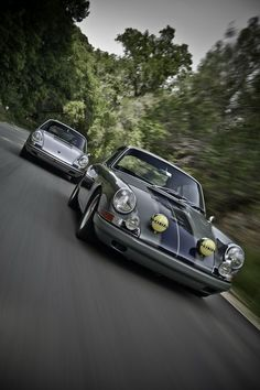 Old school cool 911s #porsche