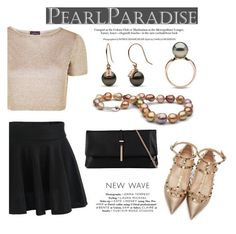 """""""New wave by pearl Paradise"""" by pearlparadise ❤ liked on Polyvore"""