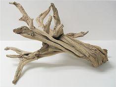 "Sandblasted Ghostwood (California Driftwood), 14-16"""