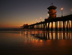 Huntington Beach Pier #WeLoveOrangeCounty !