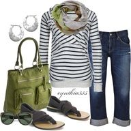 such a perfect in between cold weather/hot weather outfit.  i just love everything about it