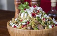 Recipe thumb akis petretzikis salata pligouri rodi