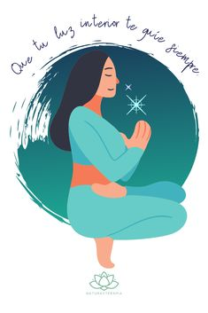 Naturayterapia yoga y biestar Kundalini Yoga, Yin Yoga, Namaste, Frases Yoga, Yoga Illustration, Cute Phrases, Yoga Mantras, Pretty Quotes, 7 Chakras