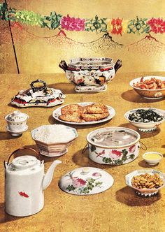 Picture Cook Book 1960