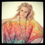 @lespommettes Web Instagram User » Followgram.  Cecilia Prado Kaftan, Les Pommettes Jewelry, available at www.lespommettes.com