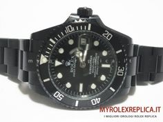 Rolex Submariner Date Replica Quadrante Nero