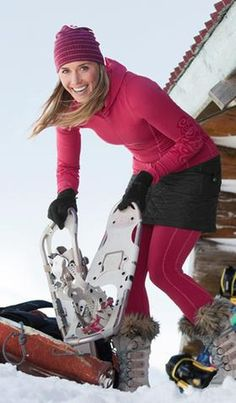 Shop by Sport: Winter Training Outfit Ideas | Athleta
