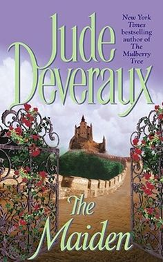 The Maiden by Jude Deveraux Rowan, a Godly king, unites the tribes with the help of God and of the love of his life, Jura. Emma Donoghue, George Sand, Historical Romance Novels, Romance Books, Diana Gabaldon, Korn, Great Books To Read, My Books, Sandra Brown Books