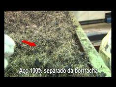 Recicladora de Pneus - video completo Português