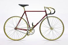 Masi Special Pista Oro ~ via CycleEXIF What a beauty...
