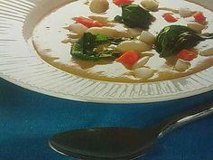 O Barriguinhas: Sopa de nabiças com feijão branco